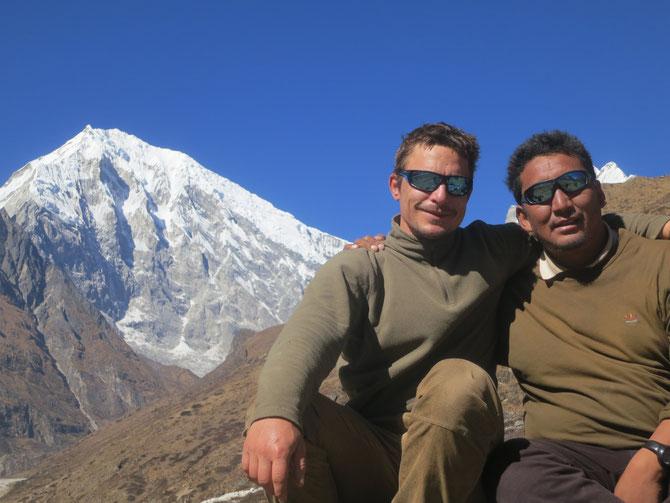 Sandhu et Romain
