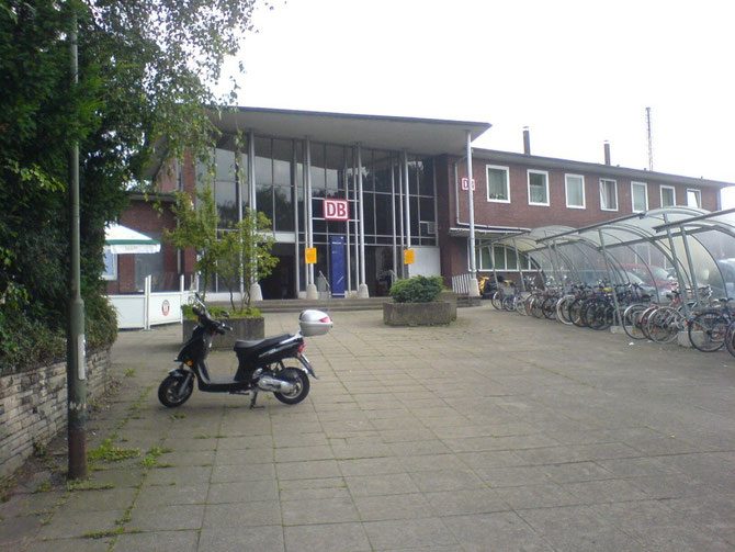 Bahnhof in Wattenscheid