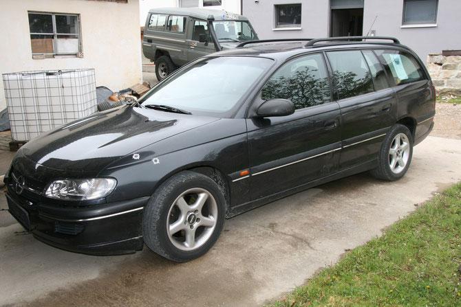 Opel Omega-B-Caravan