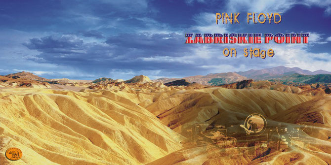 Pink Floyd - Zabriskie Point on Stage - MQR 006