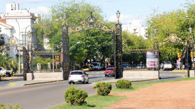 Bald gibts neue Bilder zu sehen, z.B. aus Mendoza.