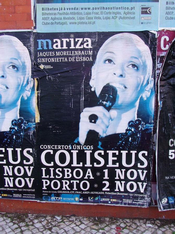 Mariza  Lissabon 02.03.2008
