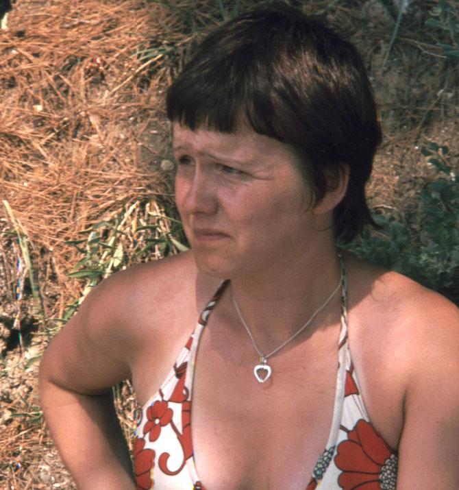 Ulla Jugoslawien in den 60er Jahren
