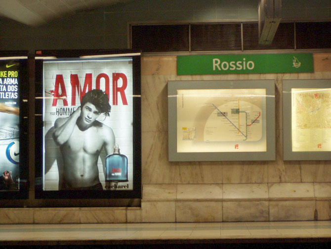 Metrostation ROSSIO