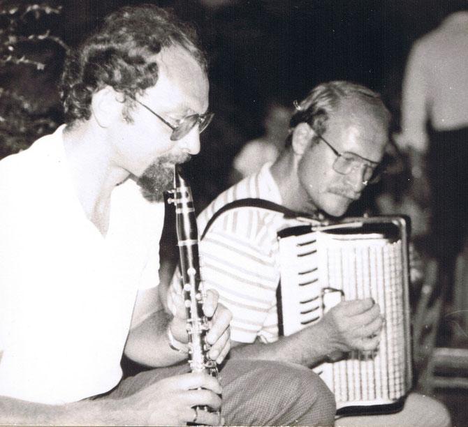 Gerd und Peter, Ansbach