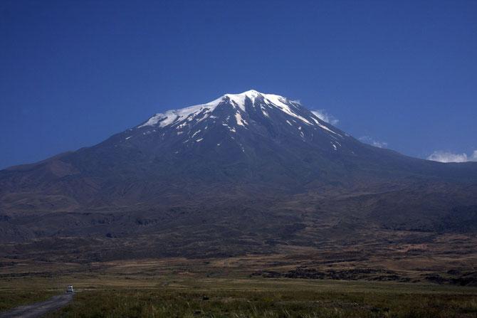 Ararat 2010, Fahrt zum Basislager