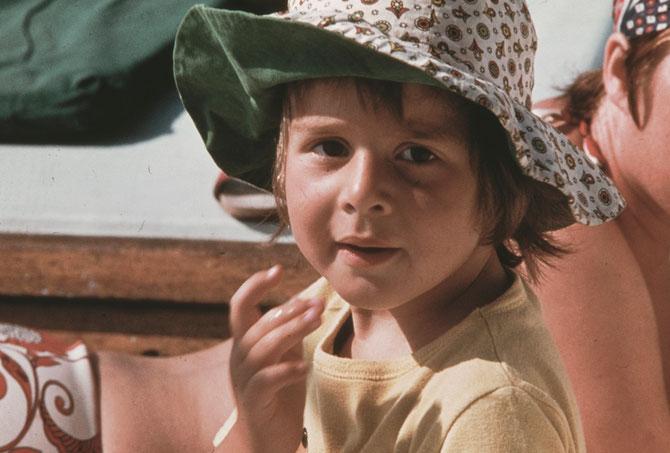 Stephanie, Jugoslawien in den 60er Jahren