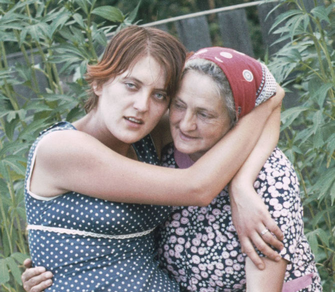 Raina und Beba, Jassenak, ehem. Jugoslawien