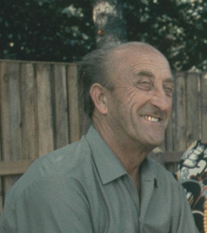 Mitscha Kosanowitsch, Jassenak, ehem. Jugoslawien