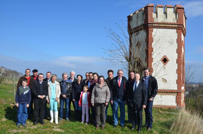 Bürgerverein Wonnegau e.V. Kommunahlwahl 25. Mai 2014. Wir sind dabei!