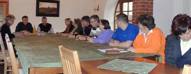 Der Wahlausschuss traf in Oebisfelde zusammen.