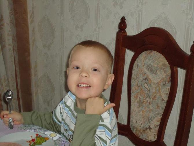 Das Geburtstagskind Jan, Niclas aus Loitsche