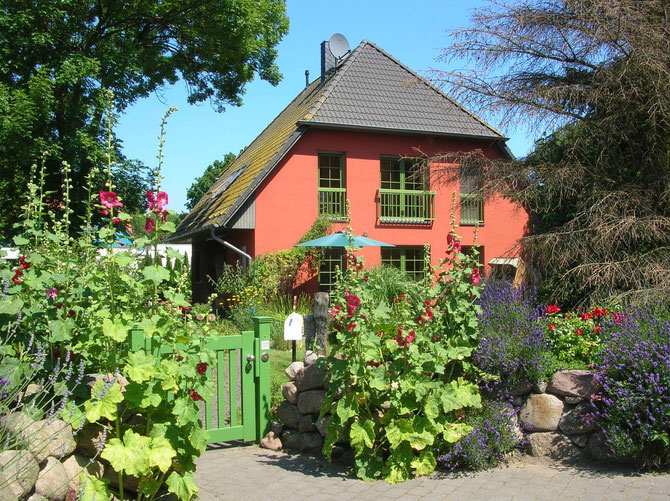 Jagdhaus in Wieck am Darss