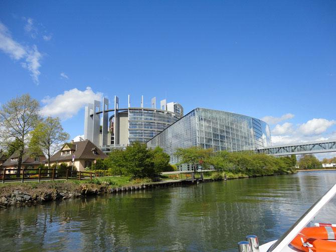 Bild: Foto:Europaparlament Straßburg