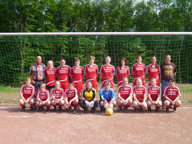 SG Frauenmannschaft