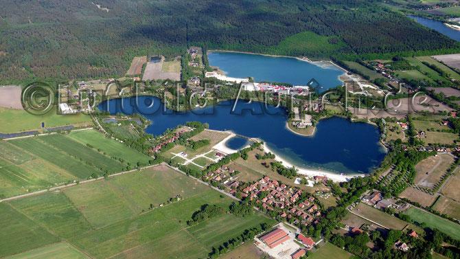 Der Badesee in Tannenhausen