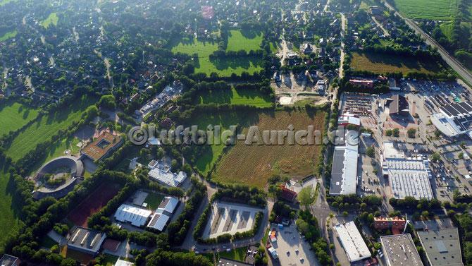 Neubaugebiet in Aurich - Extum Heiratsweg
