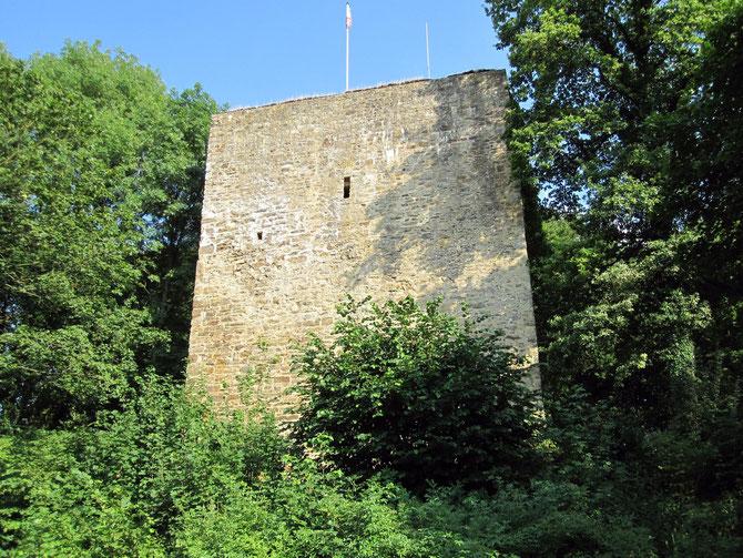 Burg Limberg, Preußisch-Oldendorf