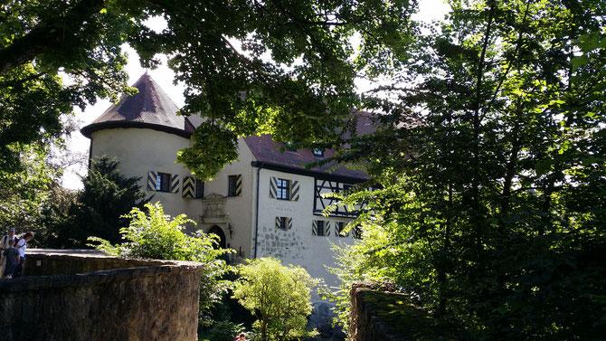 Burg Rabenstein, Ahorntal