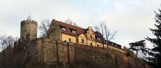 Schönburg, Saale