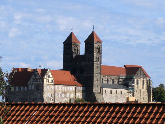 Stiftsberg Quedlinburg
