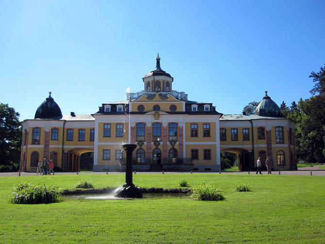 Schloss Belvedere, Weimar