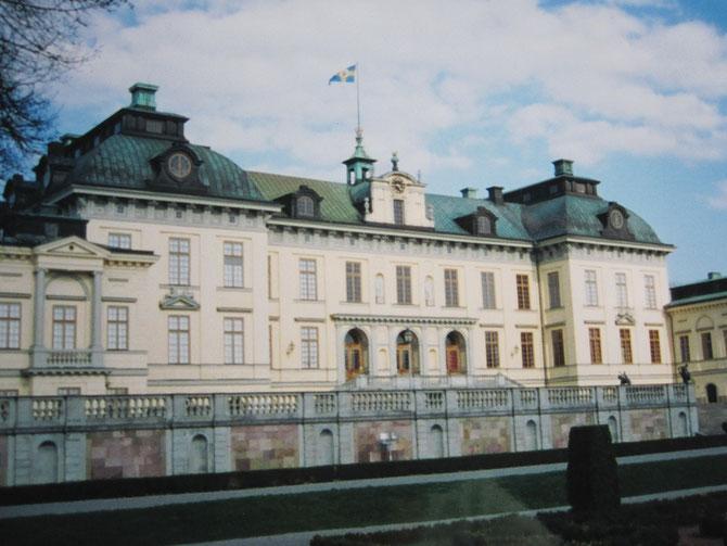 Schloss Drottningholm, Stockholm