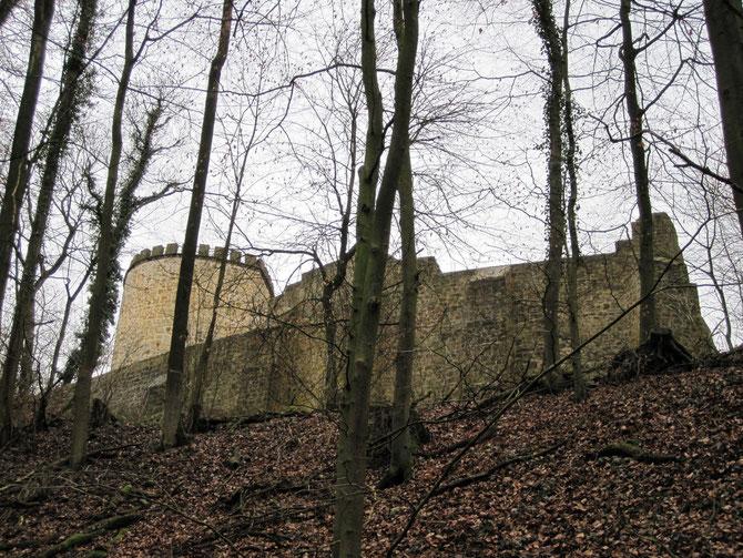Burg Ravensberg, Borgholzhausen