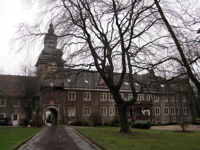 Schloss Mühlenburg, Spenge