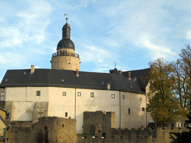 Burg Falkenstein im Selketal
