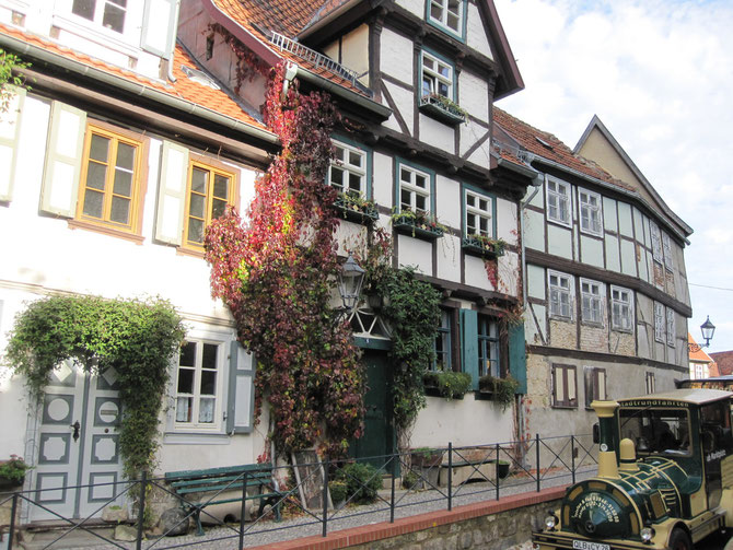 am Stiftsberg, Quedlinburg