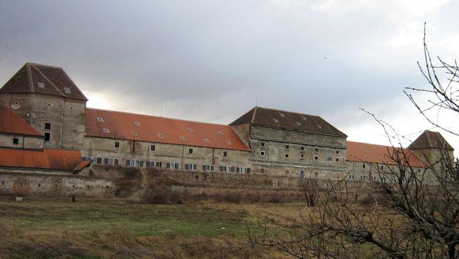 Schloss Neugebäude, Wien