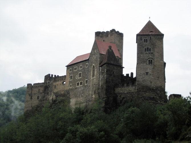 Burg Hardegg, Thayatal bei Hollabrunn