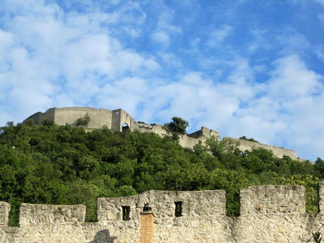 Burg Hainburg an der Donau