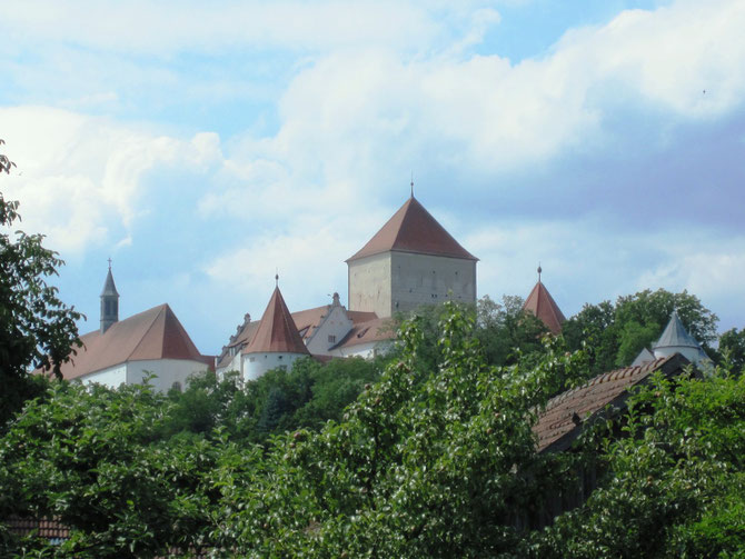 Schloss Wörth, Wörth an der Donau