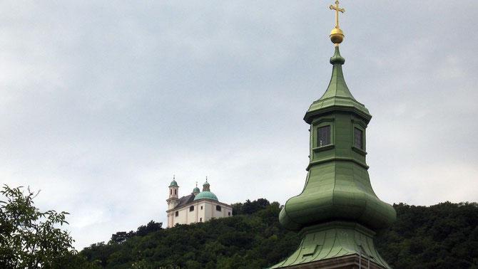 Kirche am Leopoldsberg, Wien