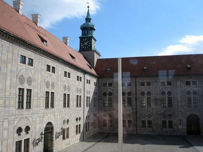 Residenz München, Kaiserhof