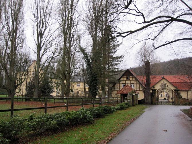 Schloss Crollage, Preußisch-Oldendorf