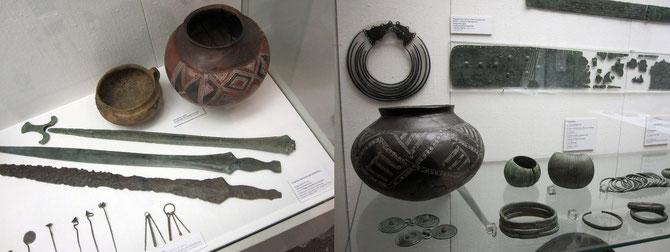 hallstattzeitliche Funde, Historisches Museum Regensburg