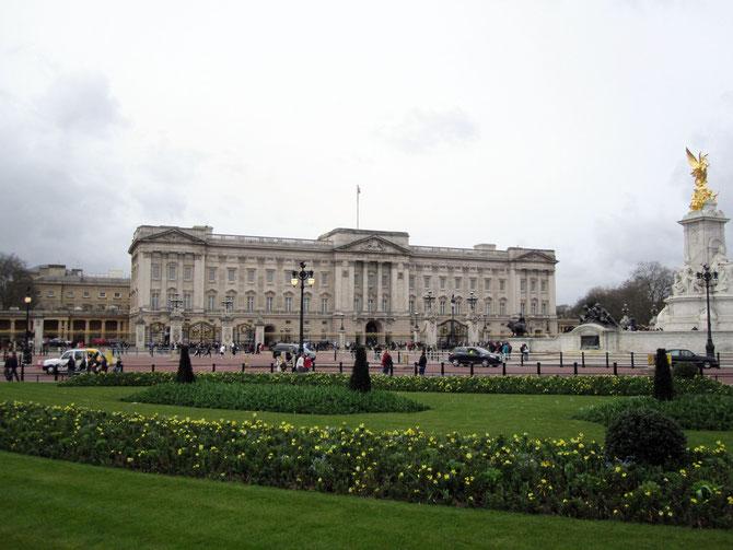 Buckingham Palast, London