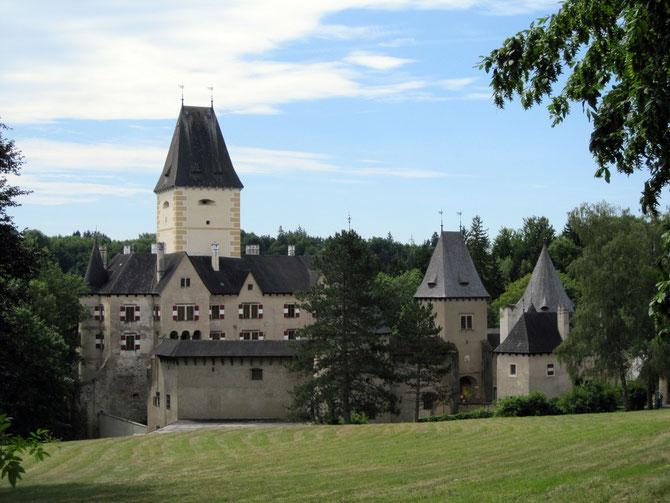 Burg Ottenstein, Rastenfeld
