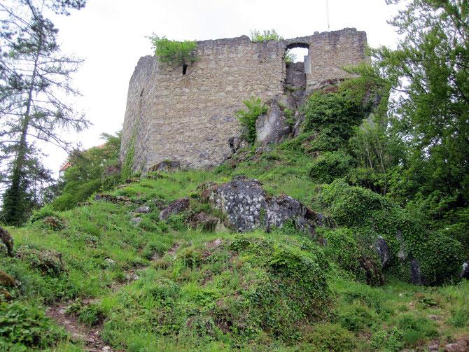 Burg Rabenstein, Riedenburg