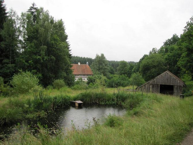 Freilandmuseum Neusath-Perschen, Mühlental