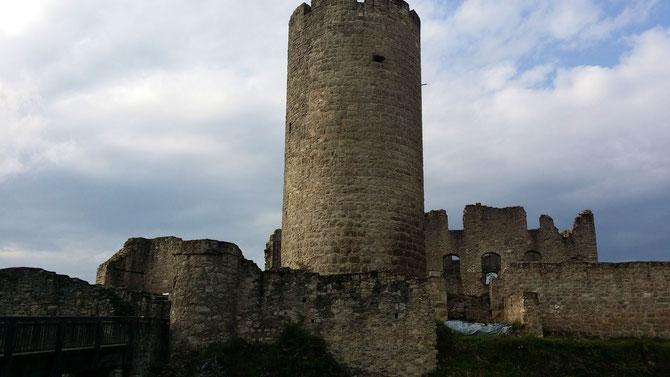 Burg Wolfstein, Neumarkt
