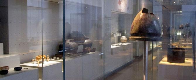 hallstattzeitliche Funde, Helm vom Typ Negau, Germanisches Nationalmuseum Nürnberg