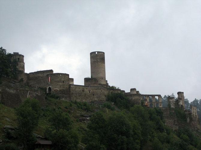 Burg Kollmitz, Ludweis-Aigen
