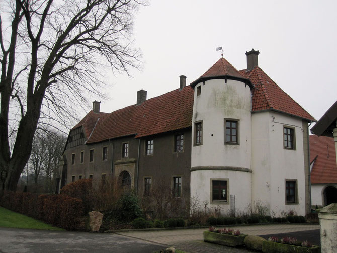 Haus Kilver, Rödinghausen