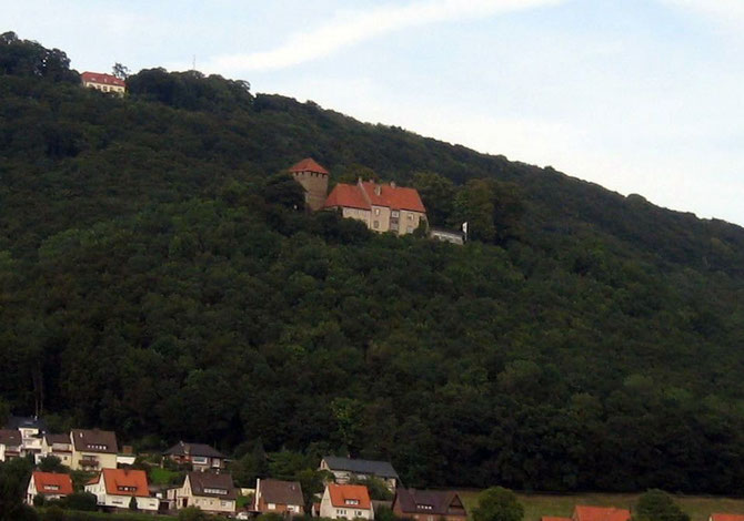 Burg Schaumburg, Rinteln