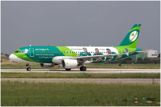 EI-DEO A320-214 2486 Aer Lingus @ Aeroporto di Verona © Marco Sangrigoli - Piti Spotter Club Verona