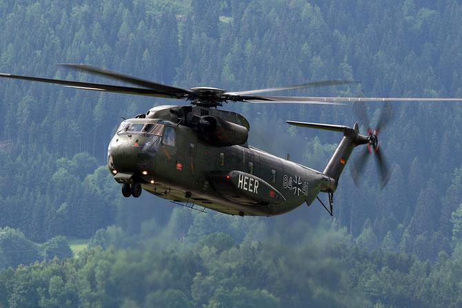 Un Sikorsky CH-53G.